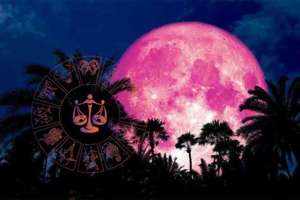luna plina balanta 585x390 - Horoscop - Lună Plină în Balanță 19 Aprilie 2019 - Răspunsuri și rezolvări