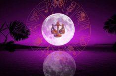 HOROSCOP: Luna Plină din 19 Aprilie – O lecție de viață pentru fiecare Zodie