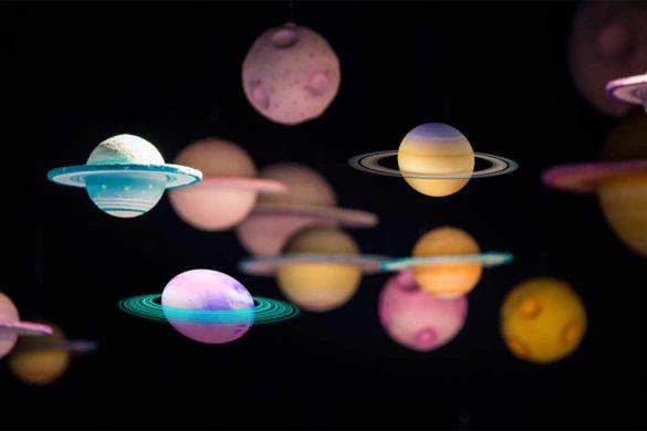 planete astrologie 585x390 - Planetele Dominante ale fiecărui semn Zodiacal - tranzite și influențe puternice