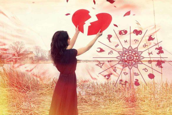 zodii despartiri iubire 585x390 - Zodii ghinioniste care au parte de iubiri neîmplinite și despărțiri dureroase