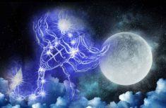 Luna Albastră 18 Mai 2019 în Zodia SCORPION – Un moment magic, revelații și transformări