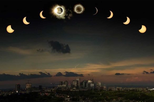 astrologie eclipsaătoatala soare iulie 2019 585x390 - Astrologie: 2 IULIE 2019 - Eclipsă Totală de Soare -Vindecari, impacari si reusite