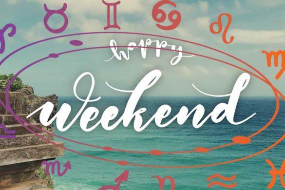 horoscop weekend 15 16 iunie 2019 585x390 - Horoscopul de  Weekend pentru toate Zodiile - Zile frumoase în care ne bucurăm de cei dragi nouă