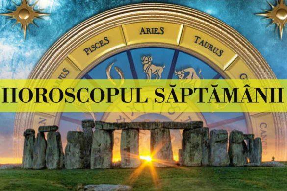 horoscopul saptamanii 17 23 iunie 2019 585x390 - Horoscopul Săptămânii 17-23 Iunie 2019 - Zile bune să se-adune!