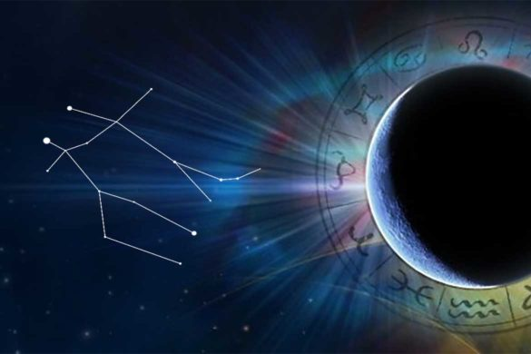 luna noua gemeni iunie zodiac 585x390 - HOROSCOP - Luna Nouă din Iunie este un moment magic de reflecție și adevăr