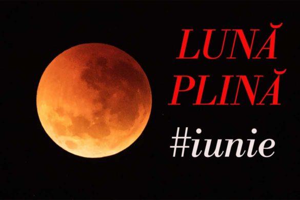 luna plina iunie sagetator 585x390 - Luna Plină din Iunie - Energie, optimism și speranță