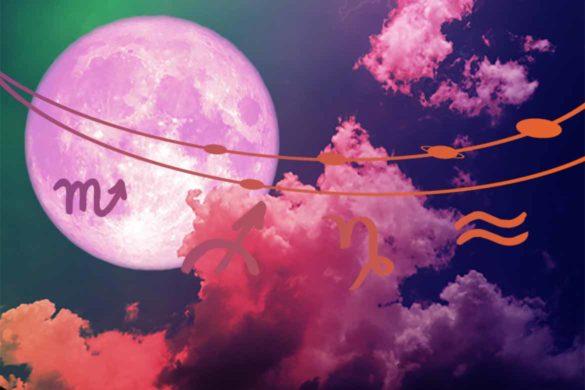 luna plina rusalii horoscop 585x390 - Lună Plină chiar de Rusalii, nimic nu este întâmplător! Horoscopul pentru Toate Zodiile