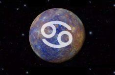 Mercur în Rac – Un tranzit astral ce va conduce intuiția noastră la cote maxime