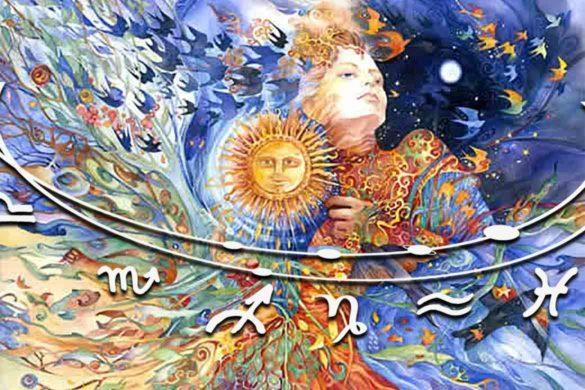 solstitiu vara zodii 585x390 - Anunțul astrologilor: 4 Zodii sunt acum în vizorul astrelor. Schimbări majore de destin și soartă