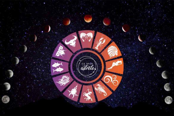 eclipsa luna zodii 585x390 - Eclipsă de Lună - O influență marcantă pentru următoarele 6 luni - Iată cum vor fi afectate Zodiile!