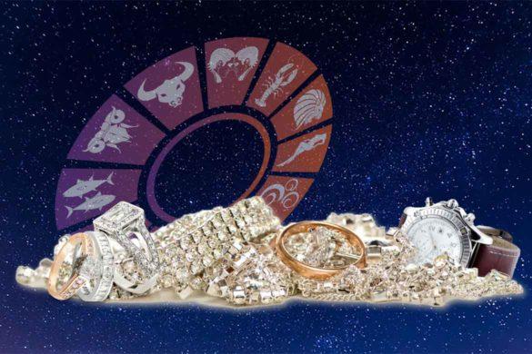 bihuterii zodii 585x390 - Bijuteriile potrivite fiecărei Zodii - Citește recomandările astrologilor