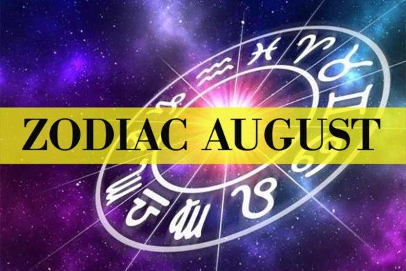 horoscop lunar august 585x390 - Horoscop General August 2019 - Află Ce spun Astrele pentru fiecare Zodie
