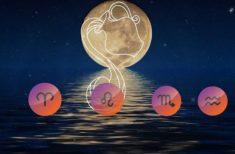 Lună Plină 15 August 2019 – Cele mai afectate 4 Zodii, pentru ele va avea loc o aliniere karmică