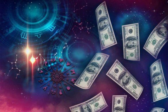 zodii noroc bani 585x390 - Noroc la Bani până la finalul anului - Iată care sunt Zodiile Norocoase