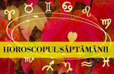 Horoscopul Săptămânii 23-29 Septembrie 2019 – Traversăm zile cu adevărat speciale!