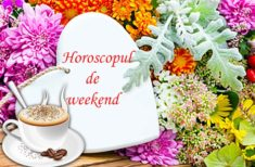 HOROSCOP WEEKEND 27-29 SEPTEMBRIE 2019 – Dinamism și bună dispoziție