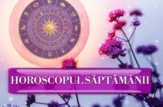Horoscopul Săptămânii  16-22 Septembrie 2019 – Zile bune până duminică!