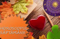 HOROSCOP SĂPTĂMÂNAL 23-29 SEPTEMBRIE – O energie perfectă, armonioasă și împăciuitoare