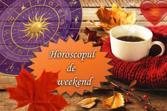 horoscop weekend octombrie 11 13 585x390 - Horoscopul de Weekend 11-13 Octombrie 2019 - Pășim într-o perioadă favorabilă, eliberatoare, cu multe reușite