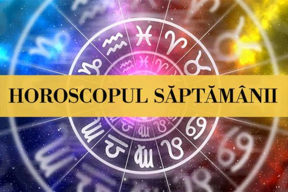 horoscopul saptamanii 11 585x390 - Horoscop Săptămânal 7-13 Octombrie 2019 - Inițiative de succes!