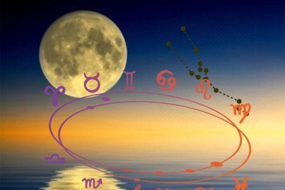 LUNA PLINA TAUR ASTROLOGIE 585x390 - ASTROLOGIE: Luna Plină din Noiembrie, magie și binecuvântare pentru zodii