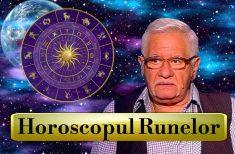 Horoscopul Runelor pentru Această Săptămână 20-26 Ianuarie 2020 – O abordare diferită și multe surprize