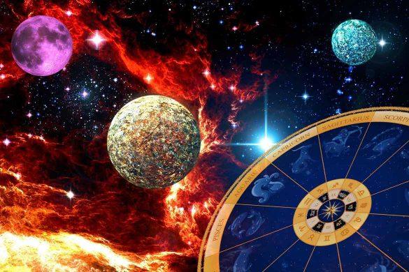 zodii favorite februarie 585x390 - NOROCOASELE HOROSCOPULUI: Zodiile binecuvântate de Univers în luna Februarie 2020