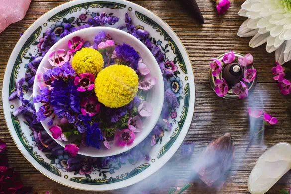 echinoctiu primavara belsug 585x390 - Echinocțiul de Primăvară - Cum să atragi bunăstarea în viața ta pentru tot restul anului!