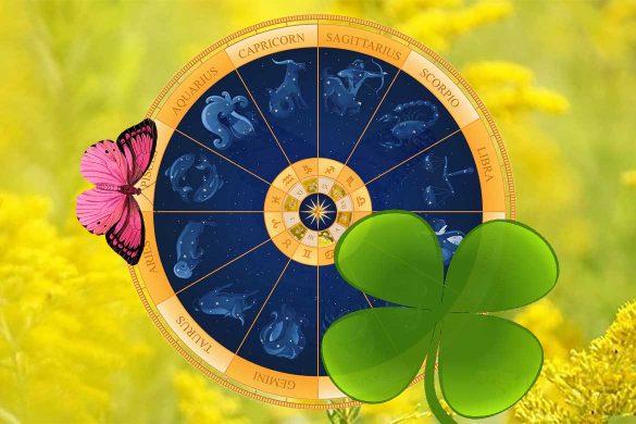 noroc saptamani aprilie 585x390 - ASTROLOGIE: Urmează săptămâni norocoase pentru 4 Semne Zodiacale - Energiile se schimbă!