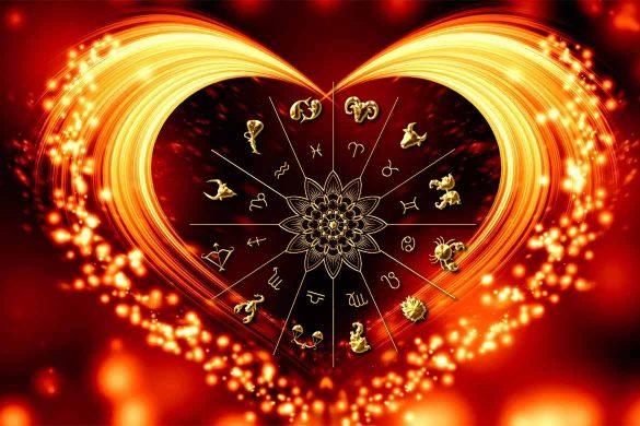 horoscop iubire 25 mai 585x390 - Horoscop Dragoste pentru Această Săptămână 25-31 Mai 2020 - Inspirație și perseverență!