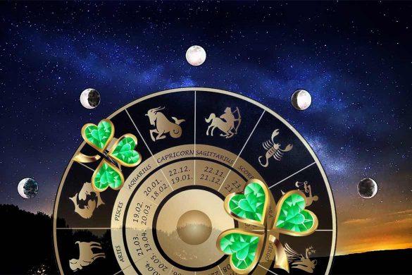 zodii luna mai 585x390 - Sfârșitul Lunii Mai - Schimbări pozitive și de amploare pentru 4 Semne Zodiacale!