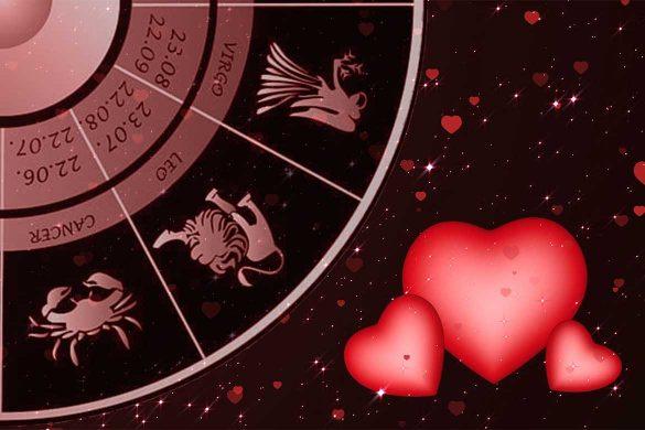 3 zodii jumatatea lunii iunie 585x390 - 3 zodii norocoase în dragoste în a doua jumătate a lunii iunie