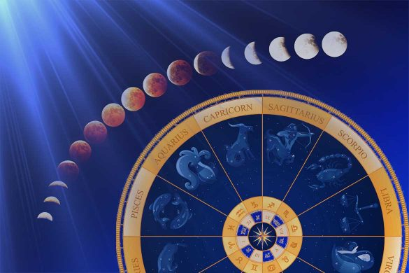 horoscop special eclipsa luna 5 iulie 585x390 - HOROSCOP SPECIAL: Eclipsă de Lună Iulie 2020 - Începutul unui nou capitol!