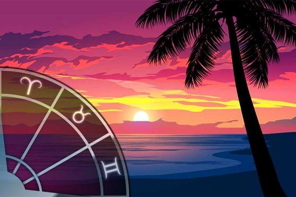 horoscop august sfarsit de vara 585x390 - Horoscopul sfârșitului de vară – Un August pasional și fierbinte