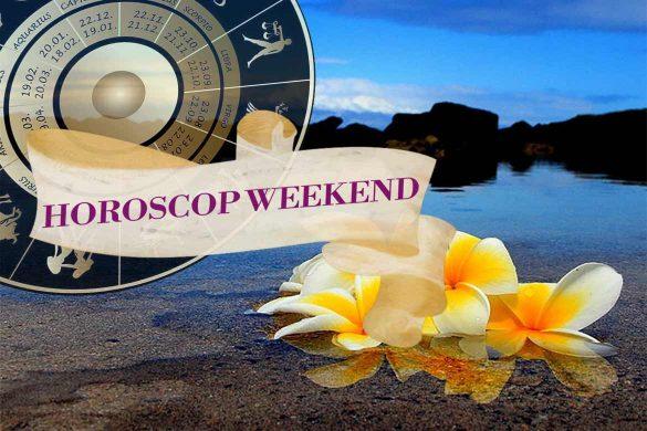 horoscop weekend 7 9 august 2020 585x390 - Horoscopul de Weekend 7-9 August 2020 - Viața ne aduce schimbări atunci când ne așteptăm mai putin!