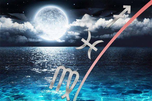 luna plina septembrie carusel 585x390 - Luna Plină din Septembrie - Un carusel de emoții pentru FECIOARĂ, SĂGETĂTOR și PEȘTI