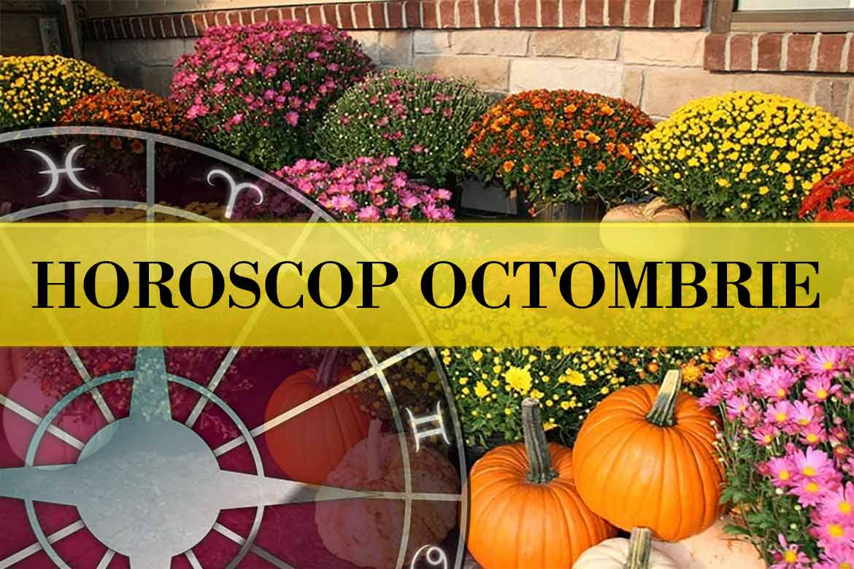 Horoscop OCTOMBRIE 2017. Zile norocoase pentru fiecare ...  |Horoscop 1 Octombrie 2020