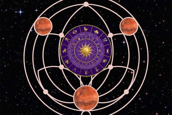 marte retrograd 9 septembrie 2020 585x390 - ASTROLOGIE: Marte în mișcare de retrogradare - Punctul culminant al anului 2020