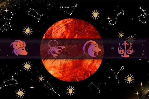 marte retrograd zodii 585x390 - ASTROLOGIE: Marte Retrograd - Influențe majore pentru Berbec, Balanță, Scorpion și Capricorn!