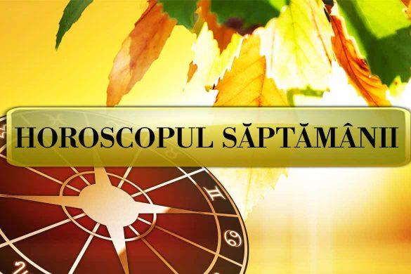 horoscopul saptamanii 26 octombrie  585x390 - Horoscopul Săptămânii Viitoare 26 Octombrie-1 Noiembrie 2020 - Cele bune să se-adune!