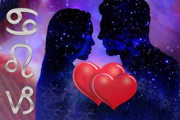 rac leu capricorn 585x390 - ASTROLOVE: Rac, Leu și Capricorn - Cei mai buni parteneri într-o relație sentimentală