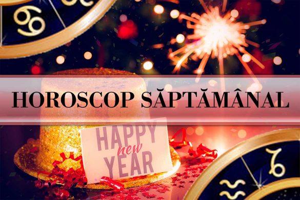 horoscop saptamanal 28 decembrie 585x390 - Horoscop Săptămânal 28 Decembrie 2020 - 3 Ianuarie 2021 - Emoții la intensitate maximă!