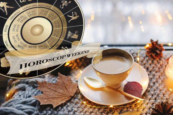 horoscop weekend 4 6 decembrie 2020 585x390 - Horoscopul de Weekend 4-6 Decembrie 2020 - Este magie în tot ce ne înconjoară!