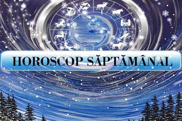 HOROSCOP SAPTAMANAL 18 24 IANUARIE 2021 585x390 - Horoscop Săptămânal 18-24 Ianuarie 2021 - Apar schimbări neașteptate!