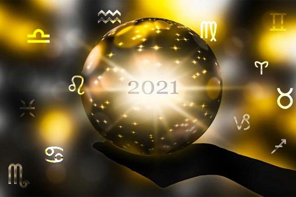 horoscop destin 2021 zodii 585x390 - HOROSCOP ANUAL: 2021 este un an karmic - Ce ți-a pregătit destinul, în funcție de semnul zodiacal