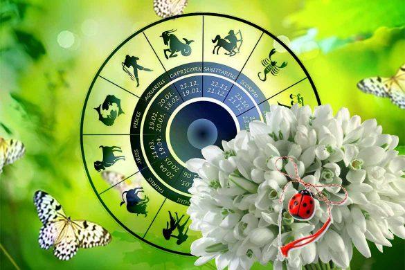 horoscop martie 2021 zodii 585x390 - Horoscopul Lunii Martie 2021 - Primim puterea Universului să previzionăm viitorul!