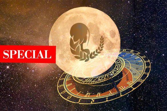luna plina fecioara 27 februarie 585x390 - HOROSCOP SPECIAL: Lună Plină în FECIOARĂ - Ne vindecăm de trecut!