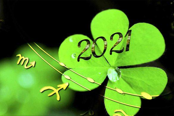 luni norocoase horoscop 2021 585x390 - HOROSCOP SPECIAL 2021: Cele mai norocoase luni ale anului, pentru fiecare Zodie
