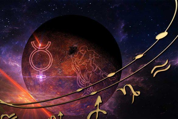 mercur varsator retrograd 585x390 - HOROSCOP: Mercur retrograd în Vărsător - La ce trebuie să fim atenți în această perioadă