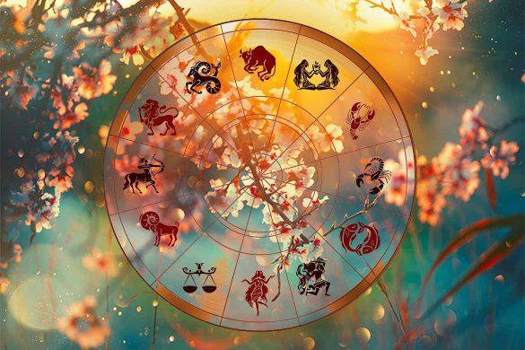 mesaj univers primavara 585x390 - HOROSCOP SPECIAL: Mesajul Universului pentru PRIMĂVARA 2021 - Acum are loc schimbarea!